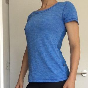 Lululemon Blue T-Shirt